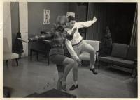Doing the twist, Portland, ca. 1962