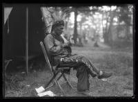 Wabanaki man, Portland, 1920