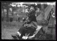 Passamaquoddy Indian, Portland, 1920