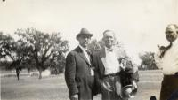 George Walter Hinckley, Fairfield, ca. 1935
