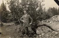 Harold Temme, Fairfield, ca. 1914