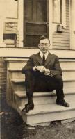 Ray Tobey, Fairfield, ca. 1915