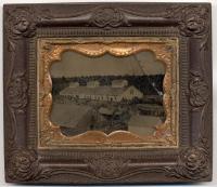 Monmouth Lumber Yard, ca. 1860