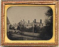 Ebenezer Perkins House, Castine, ca. 1855