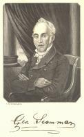 George Scamman, Saco, ca. 1860