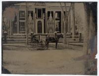 Gorham house, ca. 1865