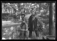 Marie and Benjamin Neptune, Portland, 1920