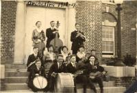 Good Will school orchestra, Fairfield, 1919