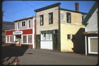 Water Street buildings, Lubec, 1975