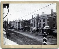 Water Street, Hallowell, ca. 1900