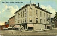 Odd Fellows Building, Biddeford, 1915