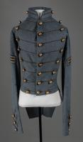 Howard West Point dress coat, ca. 1853