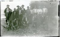 Hallowell Steam and Boom Co., Hallowell, ca. 1895