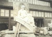 Hallowell Granite Works, ca. 1900