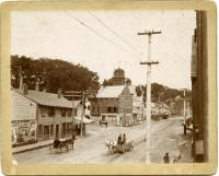 Hallowell Fire Station, Hallowell, ca. 1900