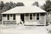 Cabin along the Trails, Fairfield, ca. 1935