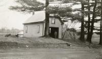 Garage, Fairfield, ca. 1940