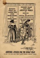 Suffrage cartoon, ca. 1915