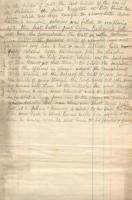 Rebecca Usher account of Abraham Lincoln visit, Virginia, ca. 1870