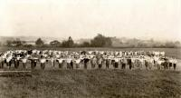 Good Will Students Exercising, Fairfield, 1928