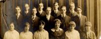 Good Will Graduating Class of 1916, Fairfield, 1916