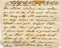 Meshach P. Larry letter, Dec. 21, 1862
