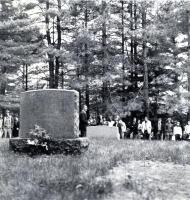 Good Will Cemetery, Fairfield, ca. 1965