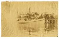 Lubek steamboat