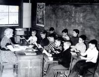 Classroom, Fairfield, ca. 1930