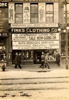 Fink's Clothing Co. Portland, ca. 1912