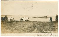 Johnson's Bay, Lubec, ca. 1906