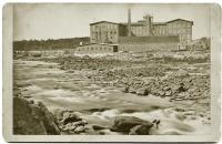Worumbo Mills, Lisbon Falls, ca. 1882