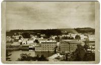 Worumbo Mill, Lisbon Falls, ca. 1882