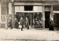 Levine's Clothing Store, ca. 1912