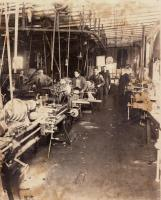 Portland Company marine production shop, ca. 1900