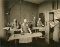 Portland High School classroom, ca. 1920