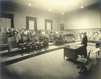 Lecture Hall, Portland High School, ca. 1920s
