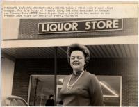Mary Niles, Presque Isle, 1974