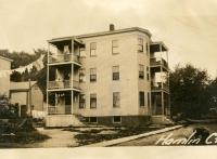 Dwelling, Hamlin Court, Portland, 1924