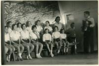 Performance, Camp Lown, Oakland, ca. 1957