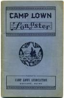 Camp Lown Songster cover, Oakland, ca. 1957