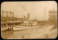 Portland Fire Boat, ca. 1905