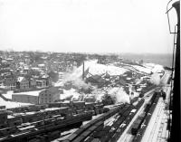 Grand Trunk Rail yards, Portland, ca. 1910