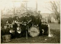I.O.R.M Band, Lubec, ca. 1910