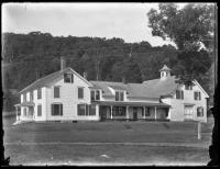 The Hunter/Hammond Homestead, South Strong, ca. 1912