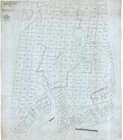Copy of Surry and Ellsworth map, ca. 1880