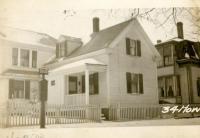 34 Howard Street, Portland, 1924