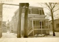 10 Howard Street, Portland, 1924