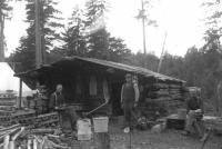 Tremblay Camp, Ragged Lake