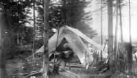 The latest paper, Sandy Point Camp, Moosehead Lake